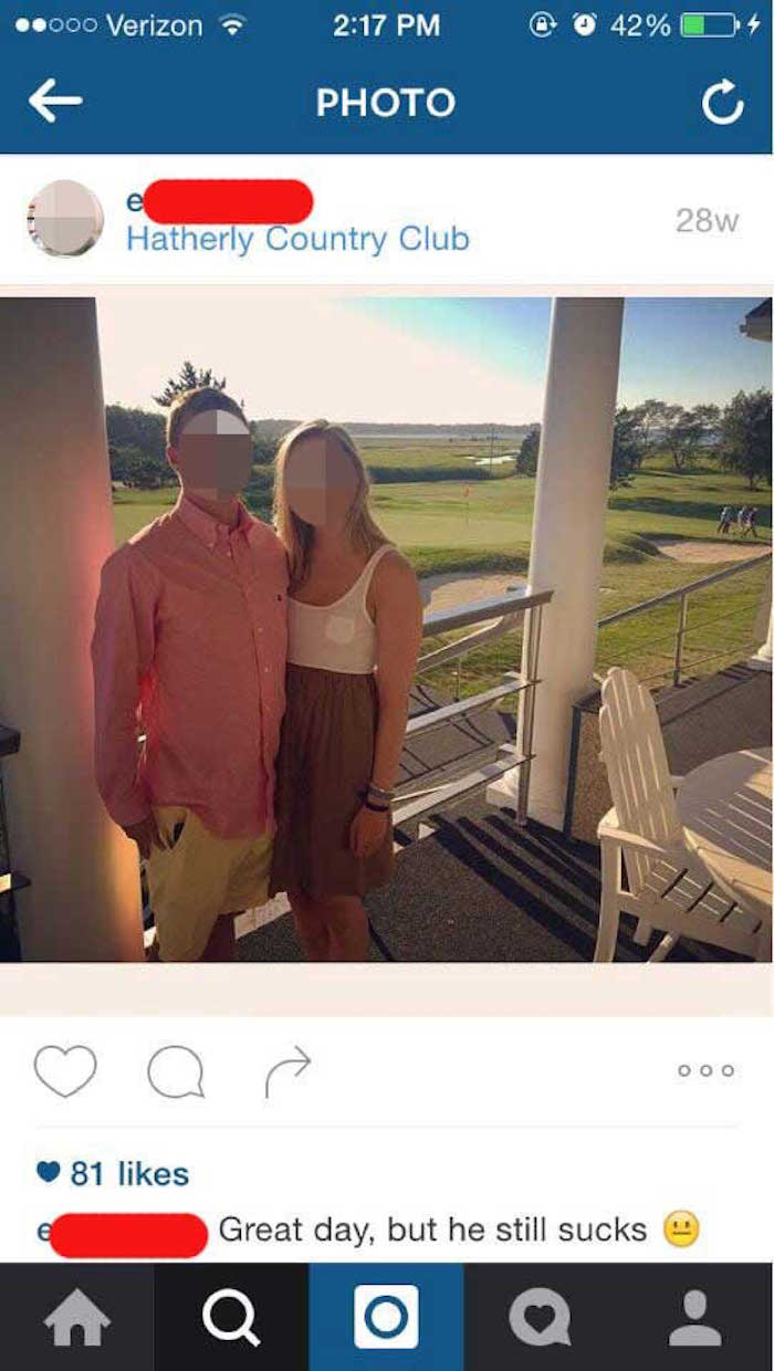 Superb Girl Rewrites All Her Instagram Captions To Tell The Ugly Truth ...