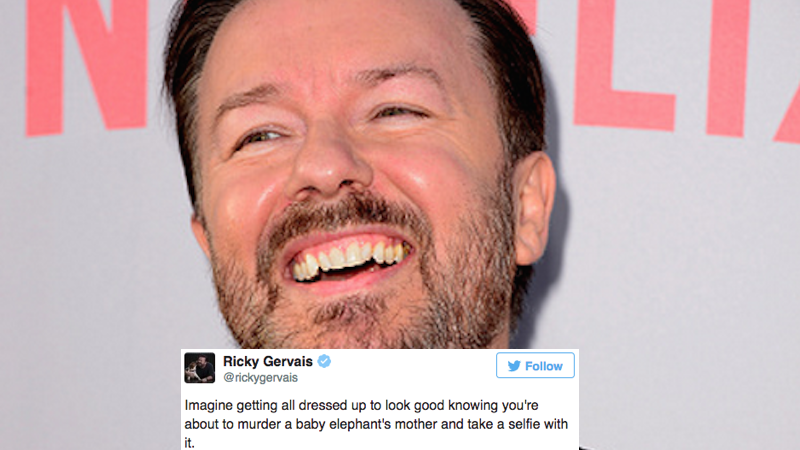 200 QUOTES BY RICKY GERVAIS [PAGE - 5] | A-Z Quotes