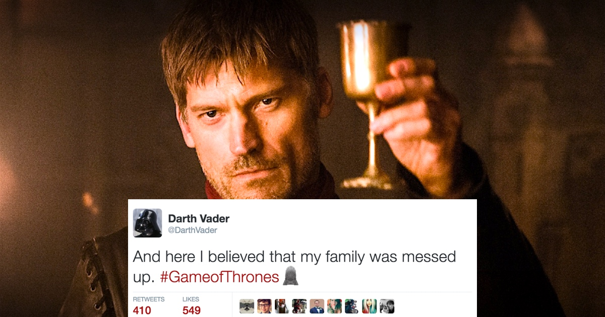 27 of the best live reactions on social media to the 'Game Of Thrones' finale.