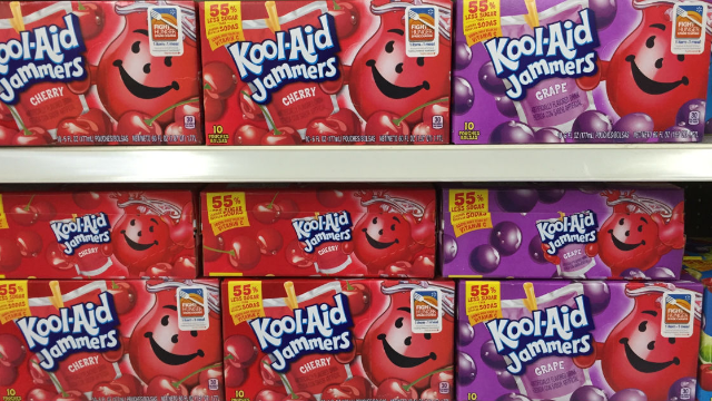 Girls Mind Blowing Discovery About Kool Aid Bursts Proves My Whole