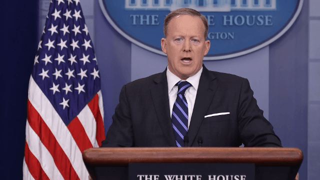 'Dancing With the Stars' Is Courting Sean Spicer