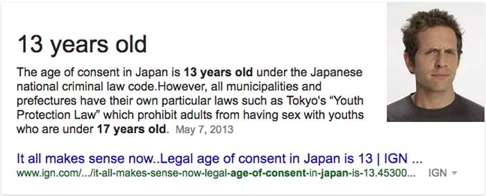 Legal age to consent sex in canada