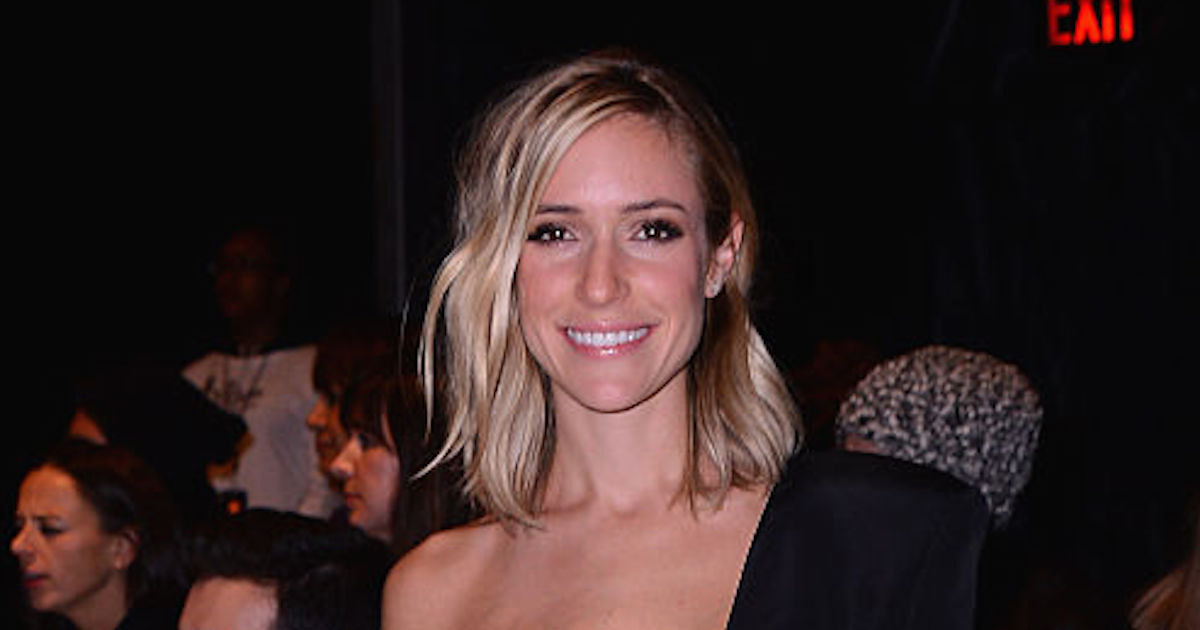 Kristin Cavallari posted a throwback photo with Stephen ...
