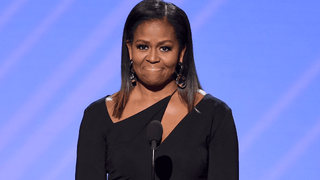 Michelle Obama's personal message goes viral