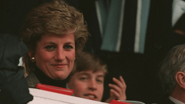 Prince William Talks To Grieving Boy About Princess Diana