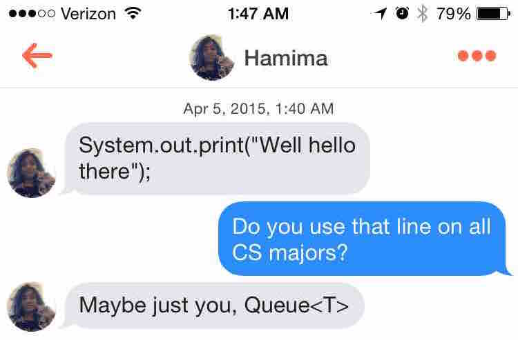 Tinder Tales: Cheesy One Liners