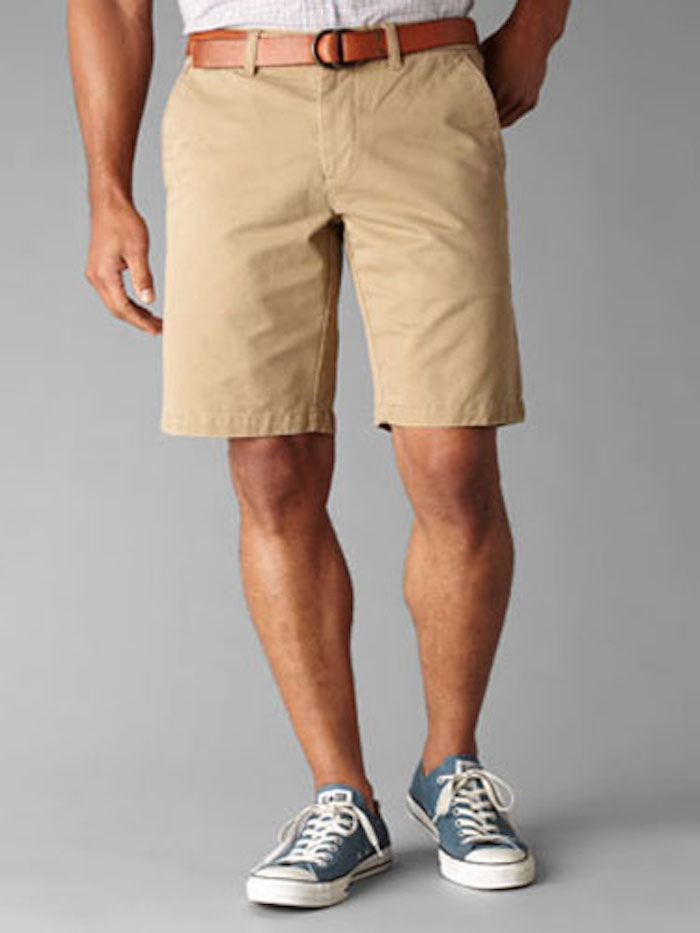 Aug 04,  · Debenhams said sales of men's shorts that end more than 4in above the knee had risen this year by per cent. Meanwhile, clam-diggers have fallen out of fashion entirely.