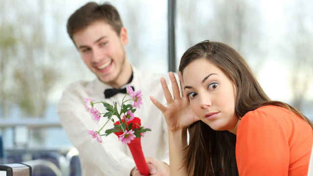 Why men fear rejection