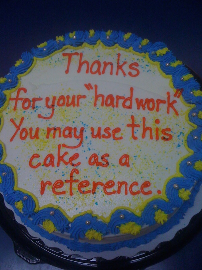 20 of the most deliciously inappropriate cakes ever given to a