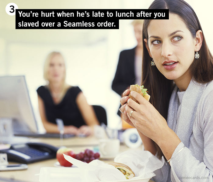 11 signs your work spouse relationship is getting too real. | The Loom ...