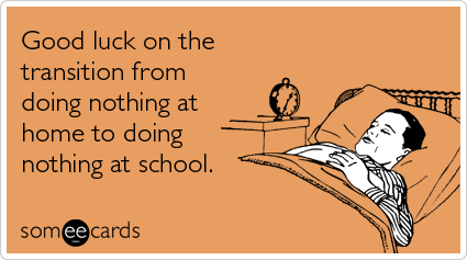 College Ecards, Free College Cards, Funny College Greeting Cards at someecard...