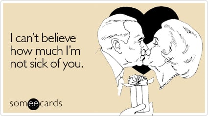 Funny Anniversary Memes & Ecards - Someecards