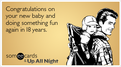 Christina Applegate Will Arnett Parents Funny Ecard | Up ...