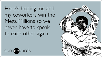 Workplace Funny Coworker Ecards