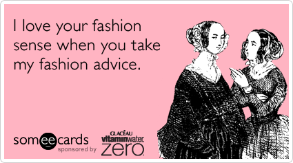 Fashion Advice