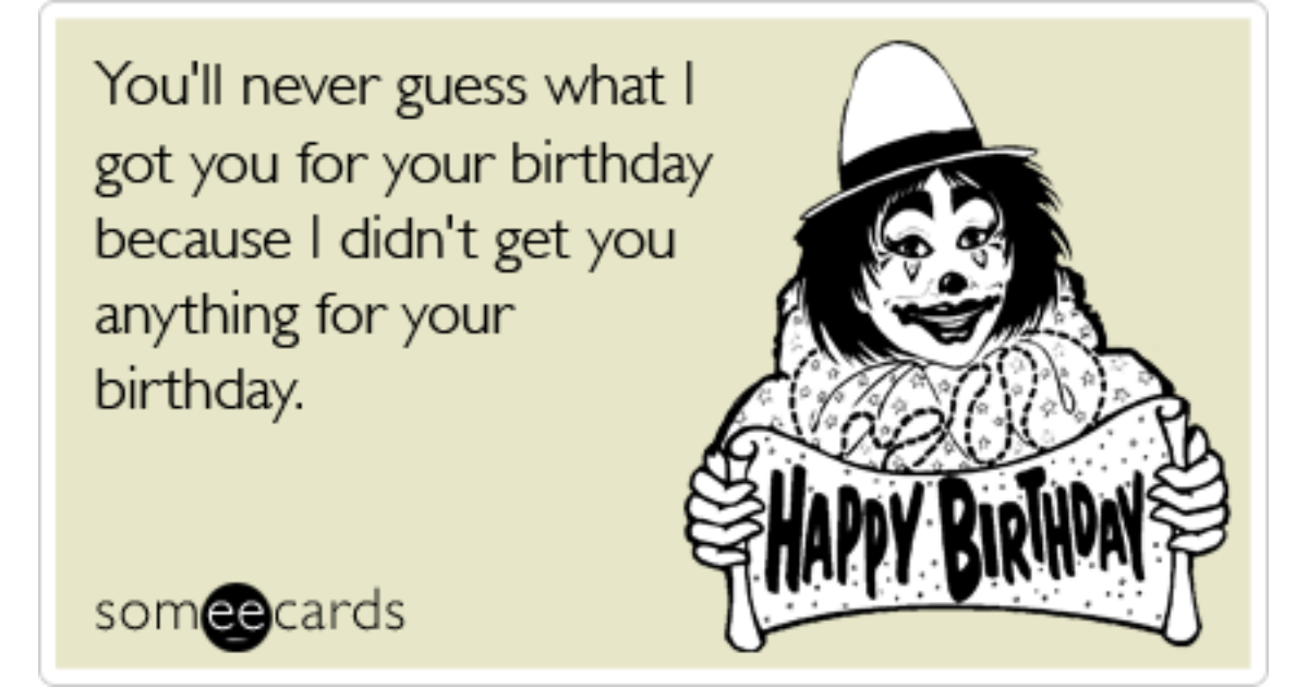 Funny Birthday Wishes Cards Free Funny Birthday Wishes