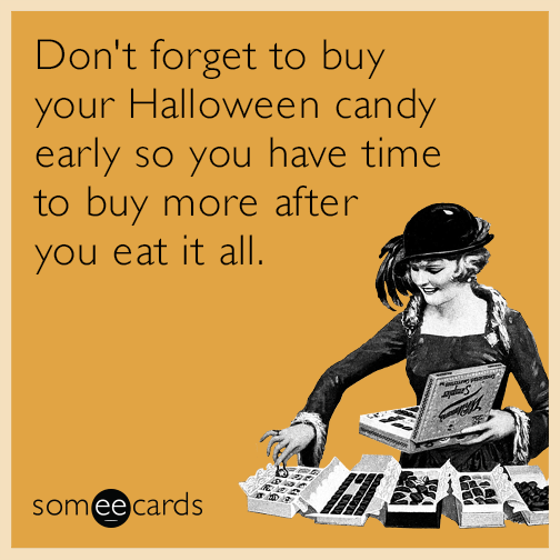 31 Halloween E-Cards That Are Scarily Accurate (And Absolutely Hilarious)  T...
