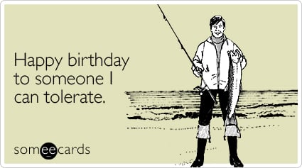 E Cards Funny Birthday