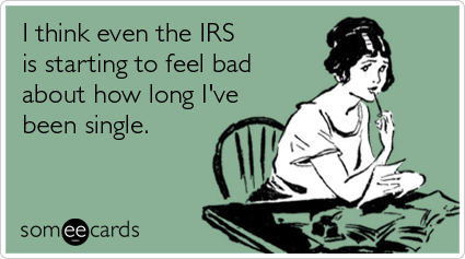 Tax Day Funny Ecard