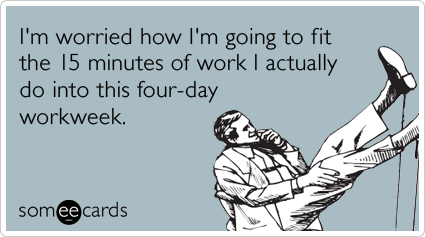 Funny E cards L... Work Ecards