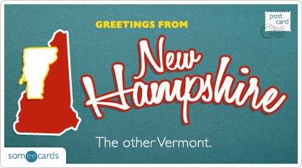 someecards.com - The other Vermont.