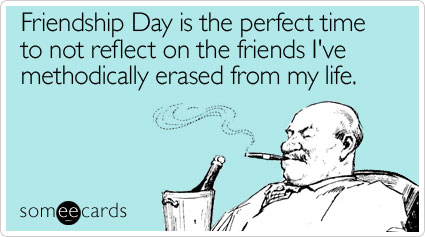 happy friendship day 2013!
