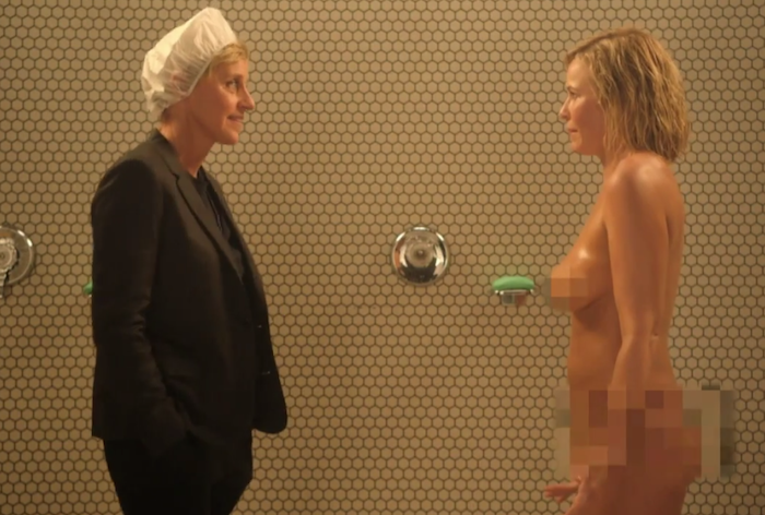 Nude chelsea handler nipples mistaken. The