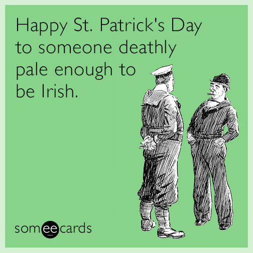 Sexy St Patricks Day Cards from