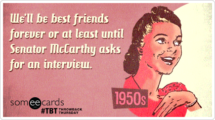 Mccarthyism And The Red Scare