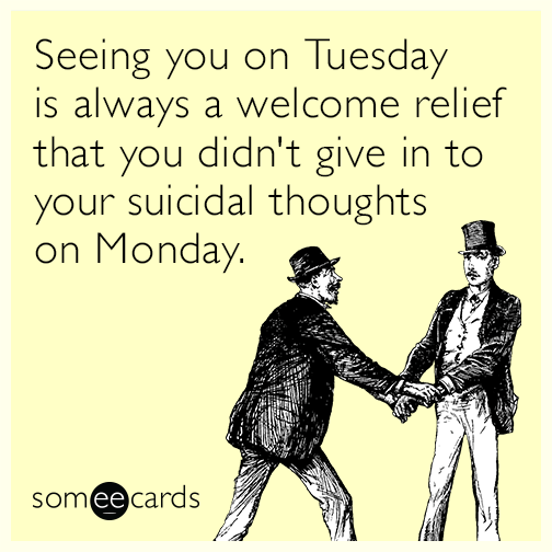 ecards workplace tuesday