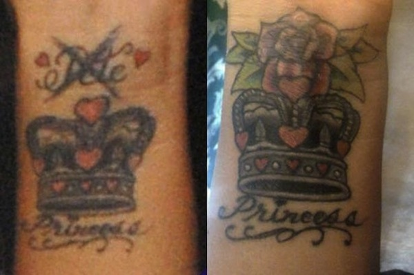 The most regrettable tattoo corrections of all time for Wrist tattoo prices