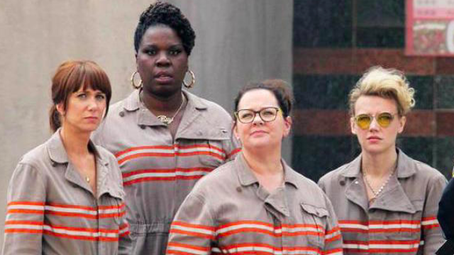 Director Paul Feig's huge 'Ghostbusters' reveal left everyone with an even bigger question.