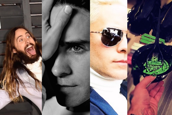 Newly-shorn Jared Leto goes blond, breaks our hearts all over again.