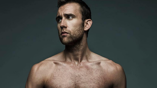 Neville Longbottom adds fuel to the fire that is our uncomfortable sexy feelings for Neville Longbottom.