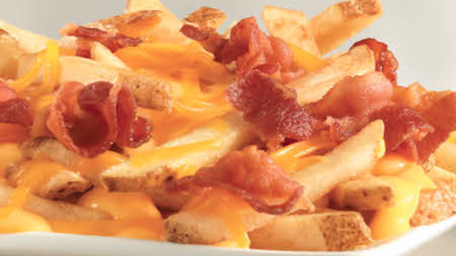 Wendy's newest concoction will melt your mind (and arteries).