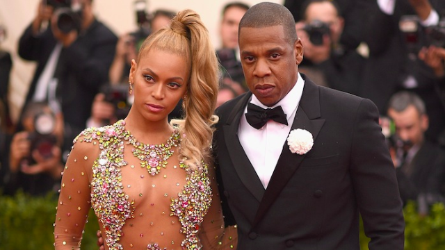 Beyoncé and Jay Z are no longer the highest paid celebrity couple.