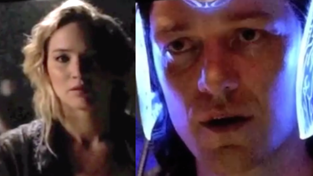 """The """"X-Men:Apocalypse"""" trailer was leaked from Comic-Con, ya nerds."""