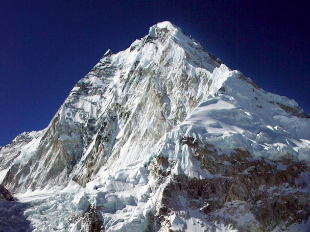Nepal says: stop leaving your poop on Mt. Everest.