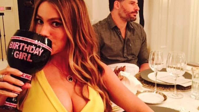 "Is Sophia Vergara's birthday gift from Joe ""Whole Lotta"" Manganiello hilarious or selfish?"