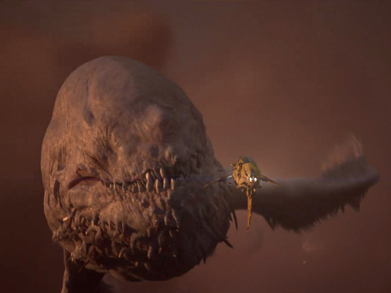 This sci-fi short film packs all the awesomeness of a summer blockbuster into 4 minutes.