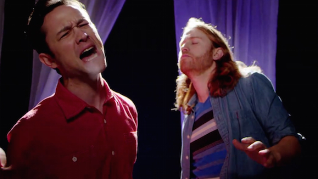 Joseph Gordon-Levitt sings about wanting to bang your mom in this viral music video and I hate it.