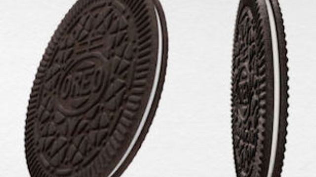 The new Oreo has been unveiled.