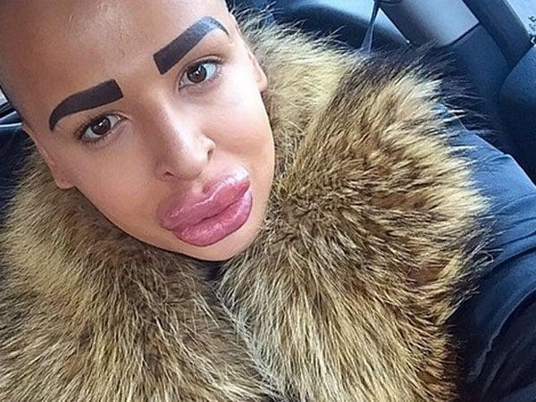 This man spent $150K to make himself look like Kim Kardashian.