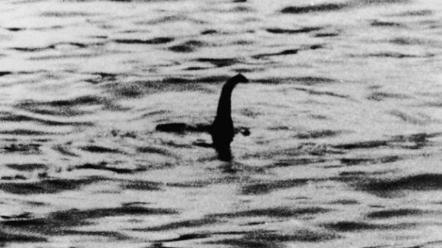 Someone ruins the Loch Ness Monster by telling us all what it really is.