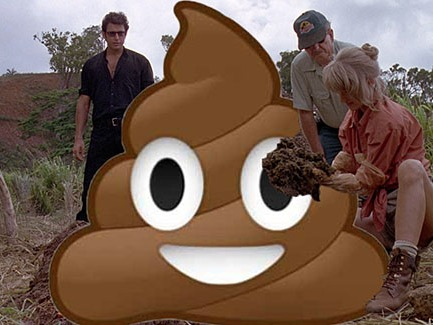 Your favorite emojis in famous movie scenes.