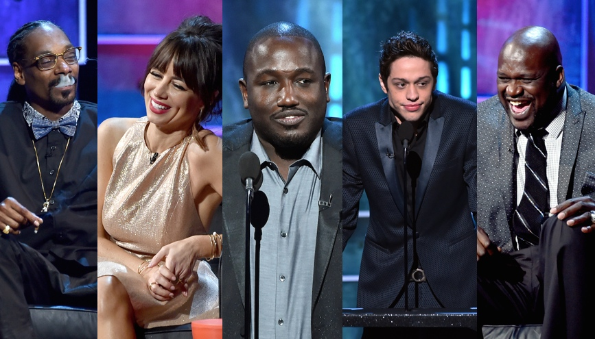 Hannibal Buress was really mean to everyone at Justin Bieber's roast and it was great.