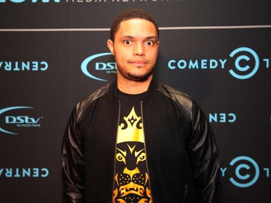 """The new """"Daily Show"""" host forgot to check his Twitter feed for offensive jokes."""
