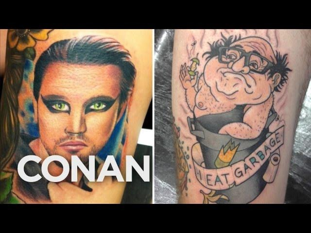 'It's Always Sunny' cast shares real tattoos that fans of the show have gotten.