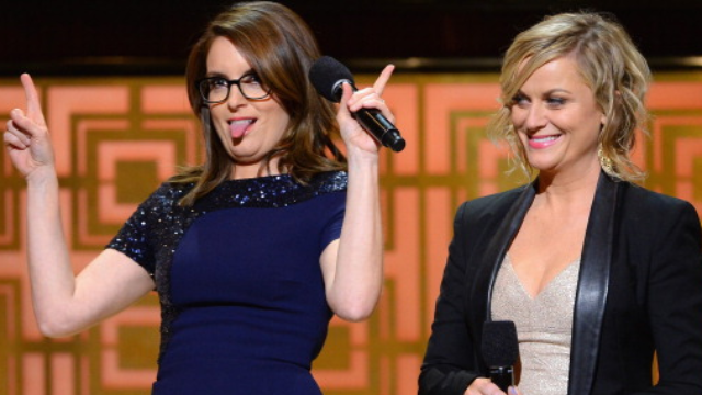 Tina Fey and Amy Poehler now have their own action figures. Barbie, eat your heart out.