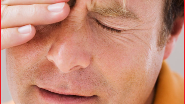 6 Faces Every Sinus Pain Sufferer Has Made.